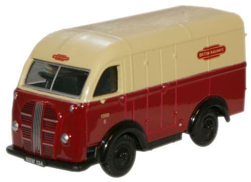 OXFORD 76AK016 Austin K8 3 Way Van - British Rail