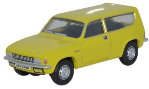 OXFORD 76ALL001 Austin Allegro Estate - Citron Yellow