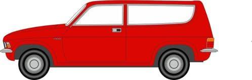 OXFORD 76ALL002 Austin Allegro Estate - Flamenco Red