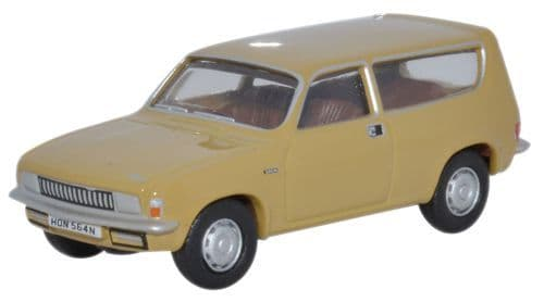 OXFORD 76ALL003 Austin Allegro Estate -  Harvest Gold