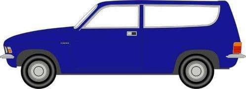 OXFORD 76ALL004 Austin Allegro Estate - Tahiti Blue