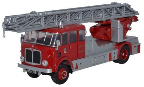 OXFORD 76AM005 AEC Mercury TL Derbyshire Fire Service