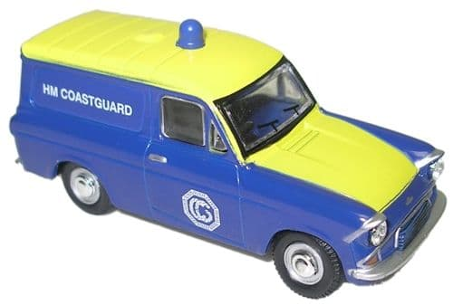 OXFORD 76ANG021 Ford Anglia Van - Coastguard