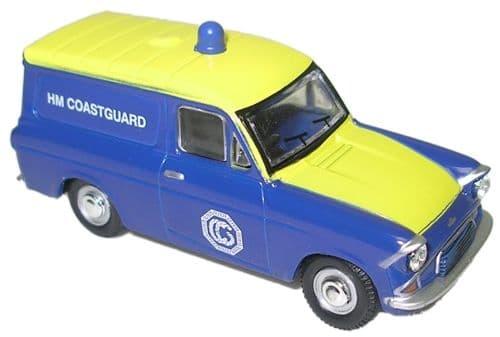 OXFORD 76ANG021 Ford Anglia Van - Coastguard