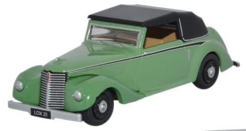 OXFORD 76ASH002 Armstrong Siddeley Hurricane Csd Green
