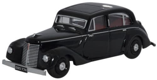 OXFORD 76ASL001 Armstrong Siddeley - Black