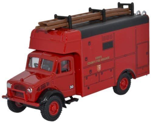 OXFORD 76BD002 Bedford OW Luton - Essex Fire Brigade