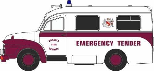 OXFORD 76BED007 Bedford J1 Ambulance Dundalk Fire Service