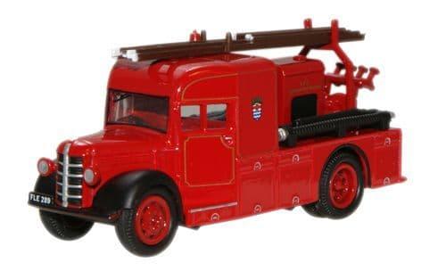 OXFORD 76BHF002 Bedford WLG Heavy Unit London Fire Brigade