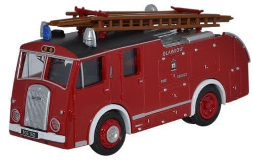 OXFORD 76F8003 Dennis F8 - Glasgow Fire Brigade
