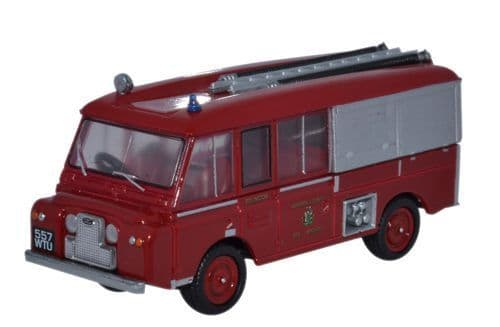 OXFORD 76LRC001 Land Rover FT6 - Carmichael Cheshire Count