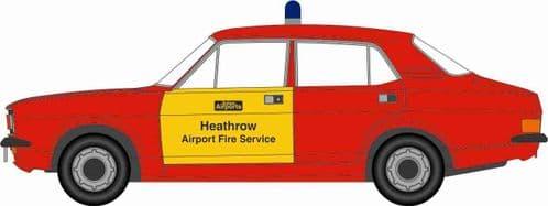 OXFORD 76MAR005 Morris Marina - Heathrow Fire Service