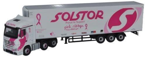 OXFORD 76MB005 Mercedes Actros SSC Reefer - Solstor