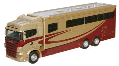 OXFORD 76SHL01HB Scania 420 Highline - Horsebox