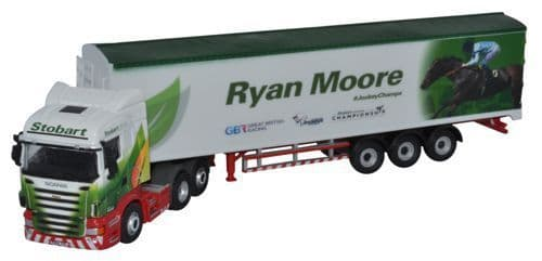 OXFORD 76SHL08WF Scania - Stobart (Ryan Moore)