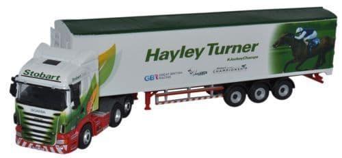 OXFORD 76SHL14WF Scania - Stobart (Hayley Turner)