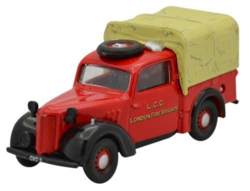 OXFORD 76TIL005 Austin Tilly - London Fire Brigade