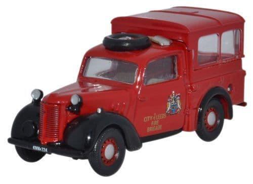 OXFORD 76TIL006 Austin Tilly City of Leeds Fire Brigade