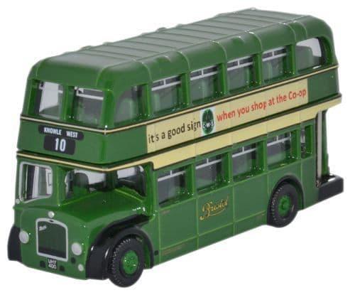 OXFORD NBL005 Bristol Lodekka - Bristol Omnibus