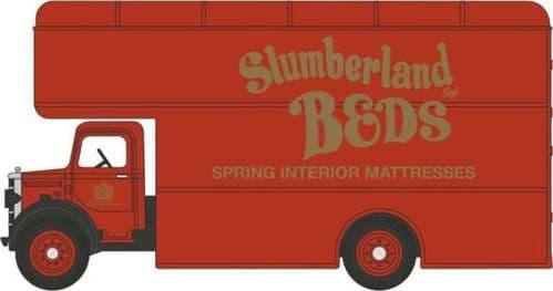 OXFORD NBP005 Bedford Luton Van -Slumberland