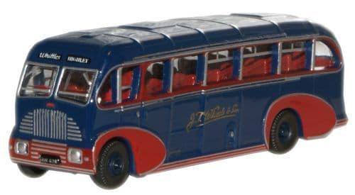 OXFORD NBS004 Burlingham Sunsaloon - Whittles Coaches