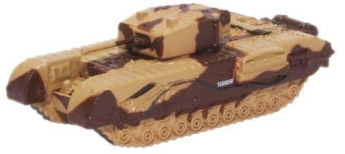 OXFORD NCHT001 Churchill Tank Kingforce Churchill Tank
