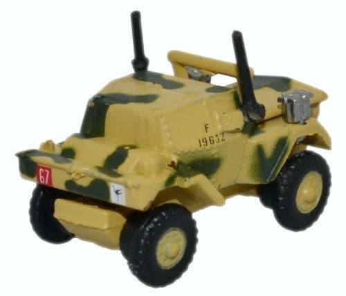 OXFORD NDSC001 Daimler Dingo 23rd Armoured Brigade