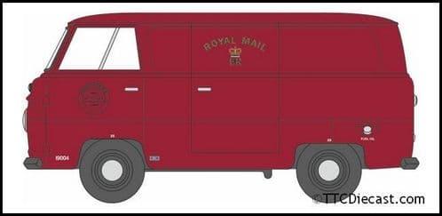 OXFORD NFDE004 Ford 400E Van Royal Mail