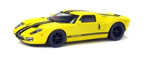 SOLIDO 4400300 Ford GT 2008 - Yellow/Black  1:43 Scale