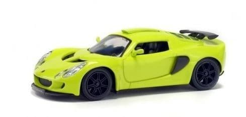 SOLIDO 4400700 Lotus Exige S2 - Green  1:43 Scale