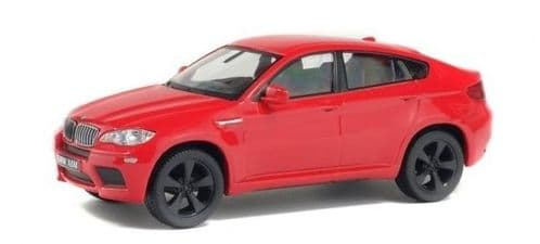 SOLIDO 4401000 BMW X6M - Red  1:43 Scale