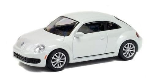 SOLIDO 6400700 VW Beetle 2015 - White  1:64 Scale