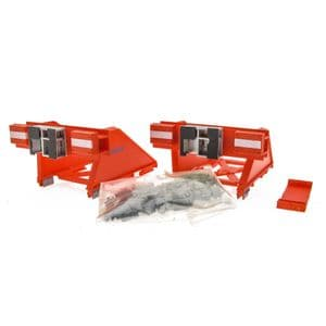Accurascale ACC2002 Rawie Friction Bufferstop - Coupler Pocket - Twin Pack