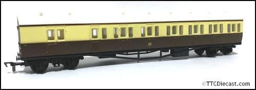 AIRFIX 54250-0 CLASS B Suburban Brake Coach - GWR Livery *PRE OWNED*