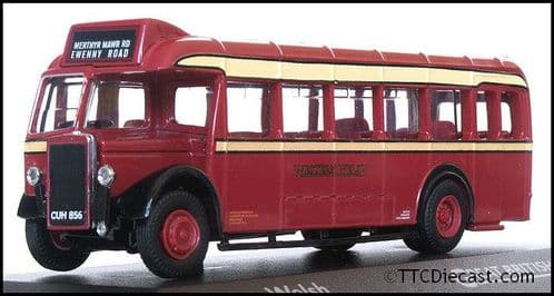 ATLAS EDITIONS 4655 116 - Leyland Tiger PS1/ECW  - Western Welsh *PRE OWNED*