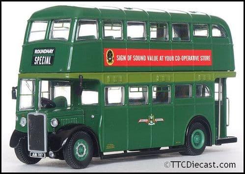 ATLAS EDITIONS 4655 119 - Crossley DD42 - Leeds City Transport *PRE OWNED*