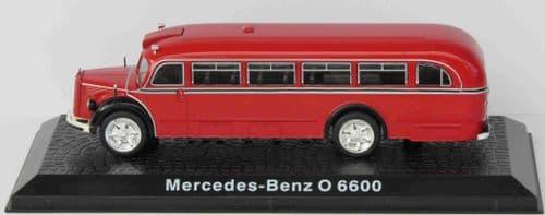 Atlas Editions MAG LZ03 Mercedes-Benz O 6600 - Fire Service