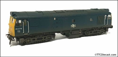 Bachmann 32-401 TTC A Class 25/3 25279 - Weathered - Expertly reworked by ABC