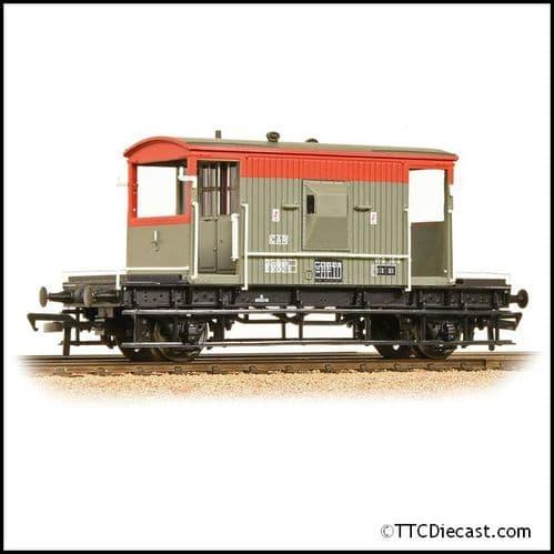 Bachmann 37-535C 20 Ton Brake Van BR RailFreight