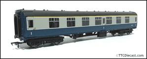 Bachmann 39-150D British Railways Mark 1 First Corridor, E13241, BR Blue & Grey
