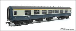Bachmann 39-341 British Railways Mark 2A First Corridor, W13456, BR Blue & Grey