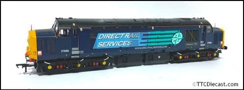 Bachmann / Rainbow Railways 37 - 37688 'Kingmoor TMD' - PRO Renumber / Name