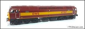 Bachmann / Rainbow Railways 47 - 47787 EWS Red / Gold - Full Laser Respray