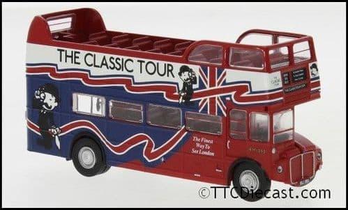 Brekina 61103 AEC Routemaster London The Classic Tour, 1/87 Scale