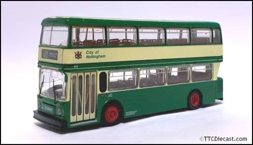 Britbus AN1-001X Leyland Atlantean AN68C/1R/Roe - City of Nottingham *PRE OWNED*
