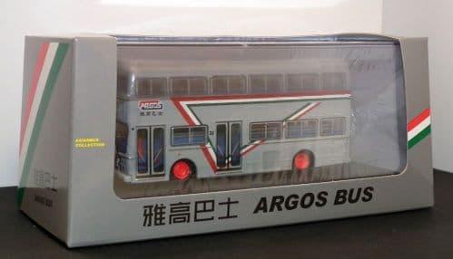 BRITBUS CB15 - Metropolitan Scania Argos Bus, grey