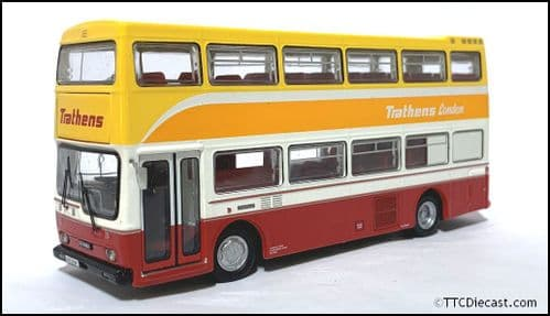 Britbus N6106 Scania BR111DH/MCW Metropolitan - Trathens *PRE OWNED*