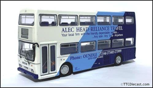 Britbus N6109B Scania BR111DH/MCW Metropolitan - Alec Head *PRE OWNED*