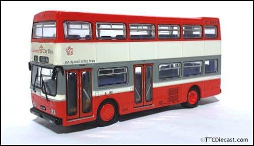 Britbus N6201 Scania BR111DH/MCW Metropolitan - Leicester City Bus *PRE OWNED*