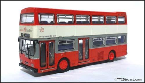 Britbus N6201X Scania BR111DH/MCW Metropolitan - Leicester City Bus *PRE OWNED*